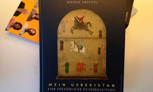 Buch über Usbekistan