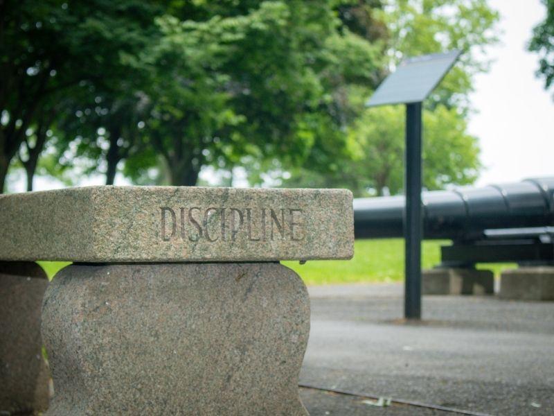 Disziplin - ein Wort, das polarisiert