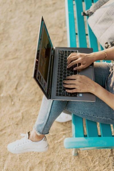 Eine online Therapie hat acht wesentliche Vorteile