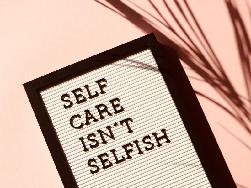 Selbstfürsorge fällt mir schwer - das sind die Gründe!