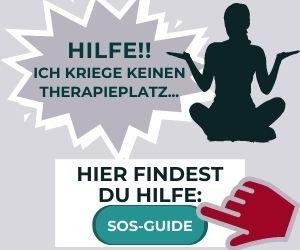 Du kriegst keinen Therapieplatz? Dann hol dir deine SOS-Hilfe!