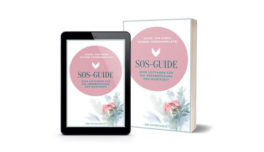 Der SOS-Guide bei langer Wartezeit auf ambulante Psychotherapie